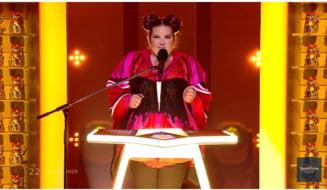 Israel a castigat finala Eurovision, cu o melodie in care se vorbeste despre conditia femeii de azi (Video)