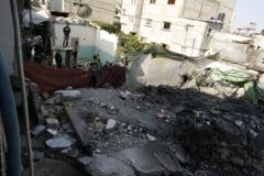 Israelul a atacat noi tinte din Fasia Gaza
