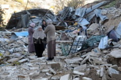 Israelul a distrus din temelii casa unui palestinian care a comis un atac