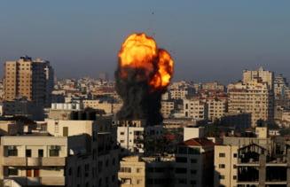 """Israelul acuza la ONU Hamas ca a """"premeditat"""" conflictul"""