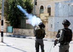 """Israelul anunta un atac comis de un """"terorist arab"""" de 15 ani"""