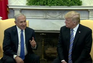 Israelul ar fi interceptat apelurile si SMS-urile date din Casa Alba, scrie Politico. Netanyahu: Minciuni sfruntate!