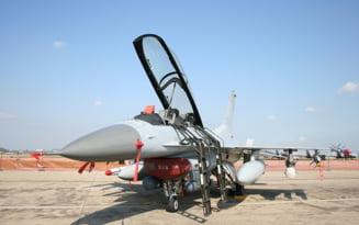 Israelul are 29 de avioane F-16 de vanzare, toate pentru aproximativ 100 de milioane de dolari
