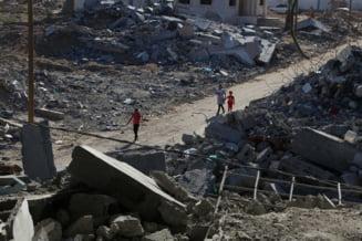 Israelul ataca pozitii teroriste din Fasia Gaza