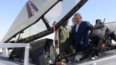 Israelul avertizeaza Iranul ca detine avioane F-35 care pot lovi oriunde