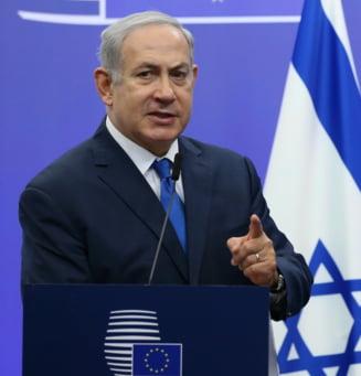Israelul incurajeaza protestele din Iran si acuza Europa ca priveste in tacere cum tinerii sunt batuti pe strazi