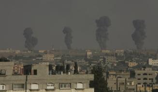 Israelul pregateste o invazie terestra in Gaza