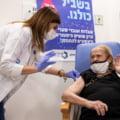 Israelul raporteaza cifre record de vaccinari anti COVID: Peste un milion de persoane au primit ambele doze, 10% din populatia tarii