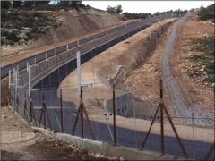 Israelul se baricadeaza - construieste inca un zid, la frontiera cu Iordania