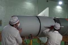 Israelul sustine ca Iranul va avea in 2020 destul uraniu ca sa faca o bomba nucleara