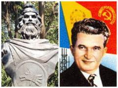 Istoria Romaniei, falsificata de regimul comunist. Cum a devenit regele dac Burebista favoritul lui Nicolae Ceausescu