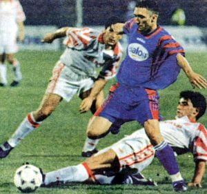 Istoria blaturilor dintre Steaua si Dinamo