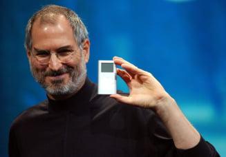Istoria iPod-ului sau de unde a pornit revolutia lui Steve Jobs