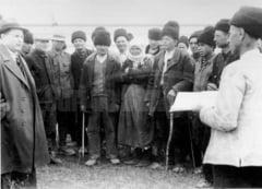 Istoria mai putin stiuta. In 1962, taranii din Sageata s-au opus colectivizarii cu furci si tambre din gard
