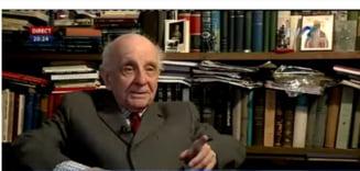 Istoricul Serban Papacostea a incetat din viata. A fost martor al evenimentelor esentiale din centenarul Romaniei