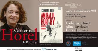Istoricul francez Catherine Horel lanseaza la Bucuresti volumul Amiralul Horthy, regentul Ungariei, o ampla fresca a Ungariei dintre cele doua mari razboaie
