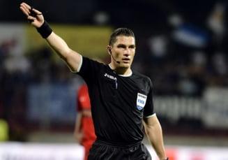 Istvan Kovacs, in centrul unui scandal de proportii: Un atacant suedez sustine ca arbitrul roman i-a promis doua penaltiuri!