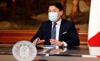 Italia: Cabinetul Conte supravietuieste si dupa iesirea Partidului Italia Viva de la guvernare