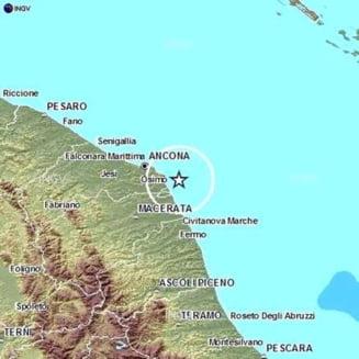 Italia, zguduita de mai multe cutremure
