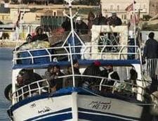 Italia cere ajutorul UE pentru a rezolva problema valului de imigranti tunisieni