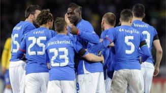 Italia invinge la limita Mexic in Cupa Confederatiilor