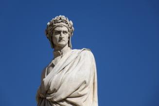 Italia sarbatoreste 700 de ani de la moartea lui Dante Alighieri. Sute de evenimente vor avea loc cu acest prilej
