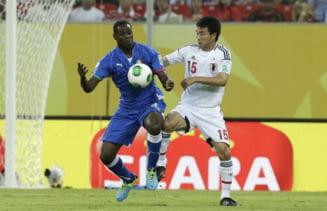 Italia si Japonia au facut spectacol la Cupa Confederatiilor (Video)