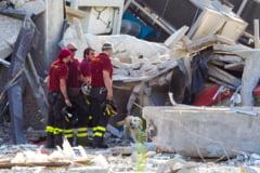 Italia va fi zguduita si de alte cutremure: este un risc real pentru un alt seism in curand