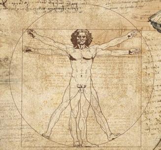 """Italia va imprumuta Frantei """"Omul Vitruvian"""" de Da Vinci, pentru a ingropa un conflict vechi"""