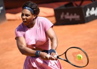 Italienii au sarit in ajutorul Serenei: i-au mai dat o sansa sa joace inainte de Roland Garros!