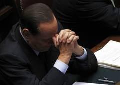 Italienii cred ca viitorul lor este incert dupa plecarea lui Berlusconi