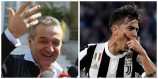 Italienii rad de Gigi Becali dupa ce a spus ca Morutan e mai bun decat Dybala!