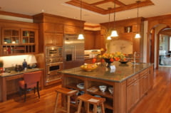 Iti renovezi bucataria? Ce material poti alege pentru podea