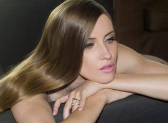 Iulia Albu, despre cum evolueaza relatia cu Mihai Albu