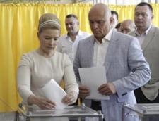 Iulia Timosenko a votat