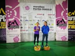 Iulian Rotariu, locul I pe MAI la maratonul international Piatra Craiului! FOTO