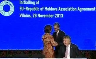 Iurie Leanca: R. Moldova nu e pregatita sa se uneasca cu Romania. Prefera sa se integreze in UE