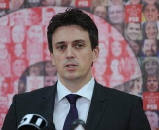 Ivan: Locul lui Geoana, Vanghelie si Sova este in PSD, imaginea partidului e in joc