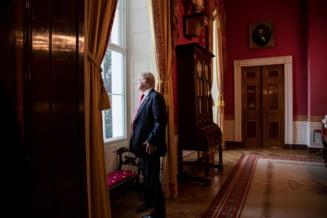 Izolat la Casa Alba, Trump vrea sa fie vedeta principala a briefingurilor de presa. Chiar daca consilierii sai se opun