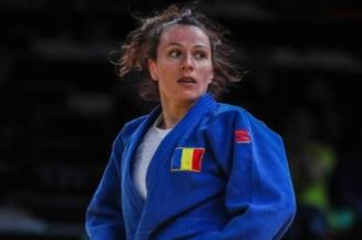 JO 2020: Andreea Chițu, speranța României la o medalie la judo, a fost învinsă în optimi
