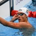JO 2020: David Popovici a prins a doua finală olimpică la Tokyo. Cum s-a descurcat românul în semifinale la 100 de metri liber
