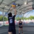 """JO 2020: Naționala de baschet """"trei la trei"""", învinsă categoric de China. Urmează meciul cu Japonia LIVETEXT, de la 08.25"""