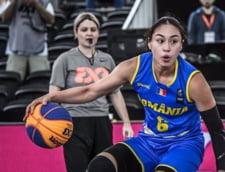 JO 2020, baschet 3x3: Romania sparge gheata la turneul olimpic. Tricolorele au invins Mongolia si raman in cursa pentru sferturi