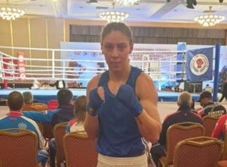 JO 2020, box: Claudia Nechita, victorie entuziasmantă. Pugilista din România e la un singur meci de o medalie