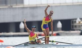 JO 2020, canotaj: a treia medalie pentru flotila românească la Tokyo. Echipajul de dublu rame masculin s-a bătut pentru aur