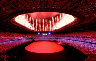 JO 2020: festivitatea de deschidere s-a încheiat. Cele mai frumoase imagini. Cine au fost purtătorii de drapel ai României FOTO și VIDEO