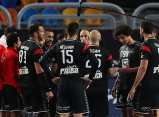 JO 2020, handbal: s-au stabilit semifinalele în turneul masculin. Naționala africană care s-a infiltrat în careul de ași