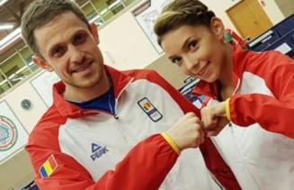 JO 2020, tenis de masă: Bernadette Szocs şi Ovidiu Ionescu sunt la un pas de semifinale la dublu mixt