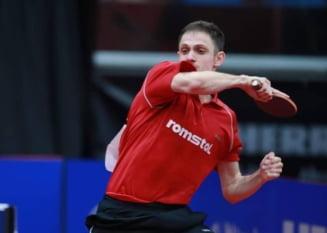 JO 2020, tenis de masă: Ovidiu Ionescu, două victorii într-o zi. Românul s-a calificat la simplu și la dublu mixt