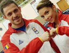 JO 2020, tenis de masa: Bernadette Szocs si Ovidiu Ionescu sunt la un pas de semifinale la dublu mixt